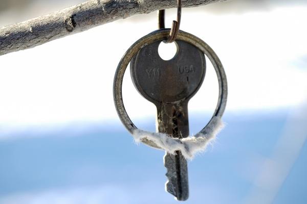 Key in tree
