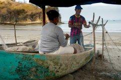 Súa: Getting the nets ready