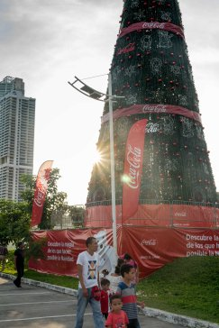 It's a Coca-Cola Christmas