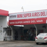 Mini Super at Terpel gas station